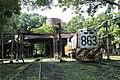 Estación de trenes, Locomotora 863.JPG