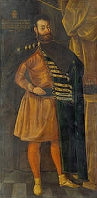 Ferenc Esterházy (1533–1604) - Image: Esterhazy Ferenc (1533 1604)
