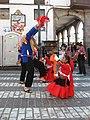 Ethnic dances in Cusco (Peru) (36208005323).jpg