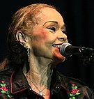 Etta James -  Bild