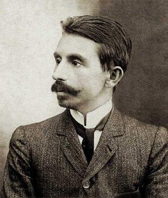 Euclides da Cunha - Euclides da Cunha, ca. 1900