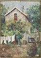 Eugène Atget - Cour de maison avec linge séchant - P2462 - Musée Carnavalet.jpg