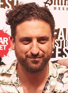 Eugenio Mira Spanish film director