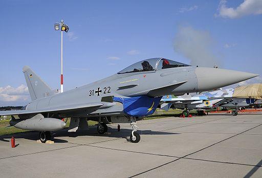 Eurofighter Typhoon EF2000, Germany - Air Force JP6916370