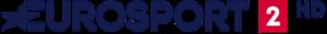 Eurosport 2 - Logo of Eurosport 2 HD