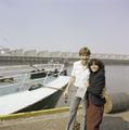Eurovision Song Contest 1980 postcards - Samira Bensaïd 02.png