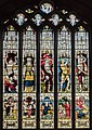 Evesham, All Saints' church window (38353188662).jpg