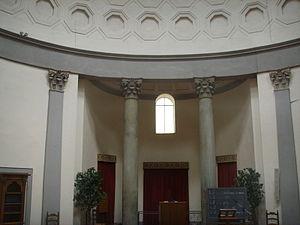 Demidoff Chapel of San Donato - Image: Ex Cappella Demidoff, chiesa di Cristo, Firenze 04