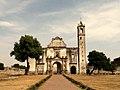 Ex-convento Franciscano Tecali de Herrera, Puebla.JPG
