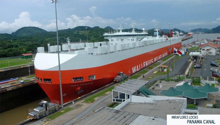 Exclusa Miraflores Canal de Panama Panorama.jpg