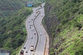 Mumbai Pune Expressway - Wikipedia