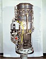 F-100 ENGINE IN PROPULSION SYSTEMS LABORATORY PSL TANK 1 - J-85-21 IN PSL TANK 1 AND 2 - NARA - 17427252.jpg