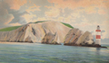F. G. O. Stuart, The Needles, I. W..png