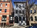 F. Scott Fitzgerald House, 1307 Park Avenue, Baltimore, MD 21217 (32976832215).jpg