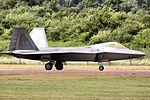 F22 Raptor - RIAT 2010 (13732501403).jpg