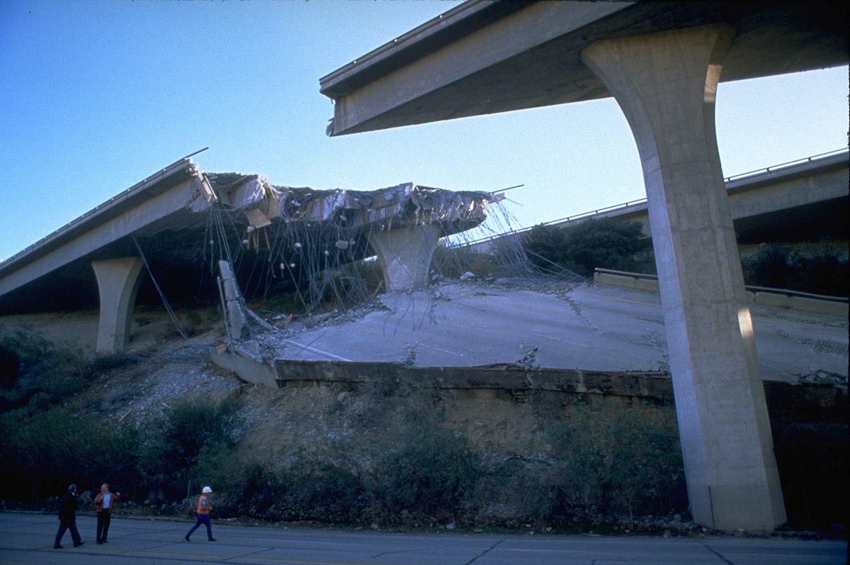 California Earthquake Damage
