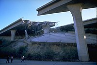 FEMA - 1807 - Photograph by Robert A. Eplett taken on 01-17-1994 in California.jpg