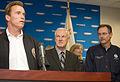 FEMA - 33410 - Arnold Schwarzenegger and David Paulison in California.jpg