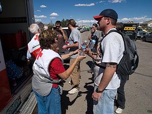 English: Windsor, Colorado, May 24, 2008 -- Re...