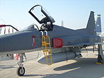 FIDAE 2014 - F5 Tigre III FACH - DSCN0502 (13493752535).jpg