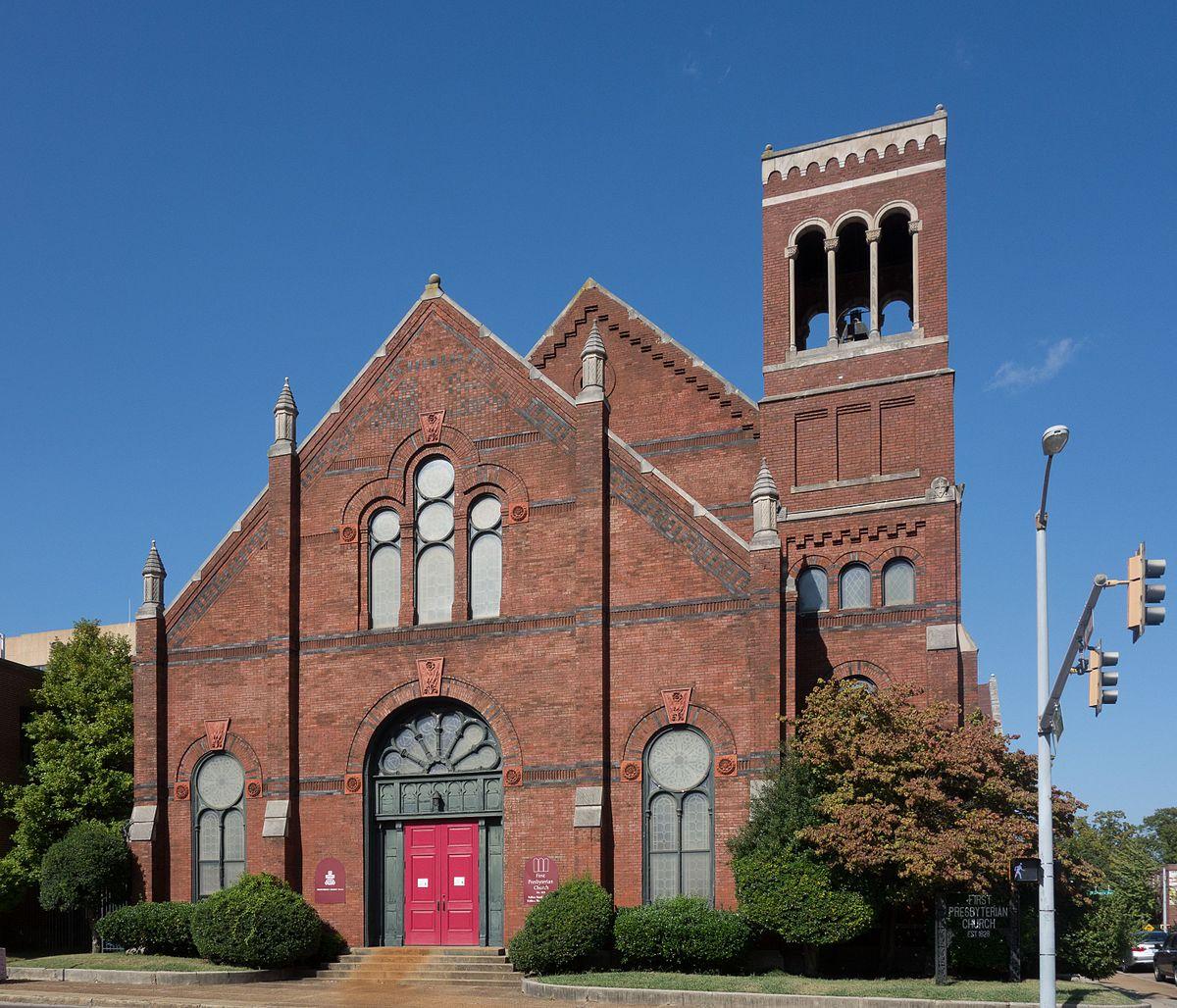 First Presbyterian Church Memphis Tennessee Wikipedia