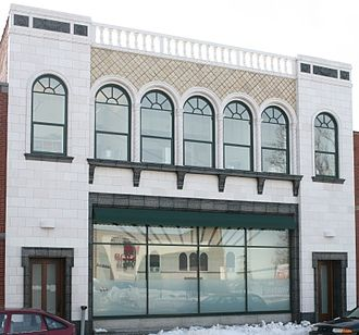 Intermuseum Conservation Association - Vitrolite Building, Cleveland, OH
