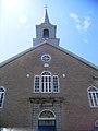 Facade de l'Église du Clocher penché, Qc.jpg