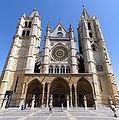 Fachada de la Catedral de León.jpg