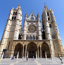 Resultado de imagen para catedral de leon