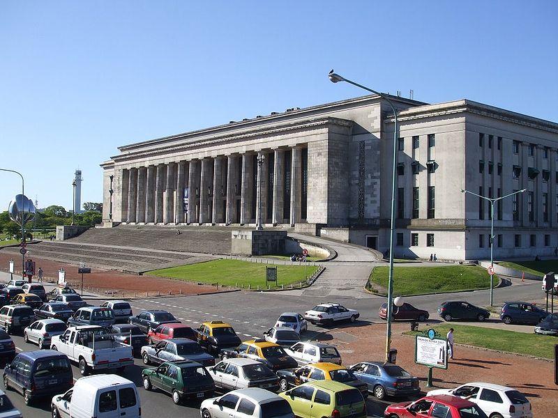 Facultad De Medicina  UBA Image: File:Facultad De Derecho