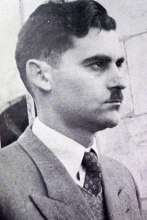 Amichai Paglin - Paglin in 1948