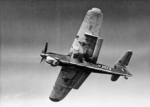 Fairey Barracuda - Fairey Barracuda Mk II