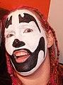 Fan wearing makeup as Shaggy 2 Dope (5349172401).jpg