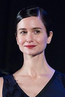 Katherine Waterston British-born American actress