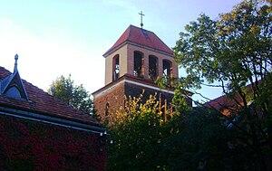 Tczew - Parish Church of Exaltation of the Cross