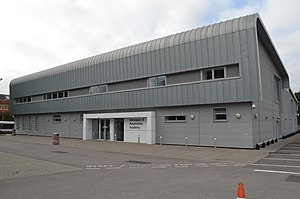 Farnborough College of Technology - Farnborough College of Technology's Aerospace and Automotive Academy