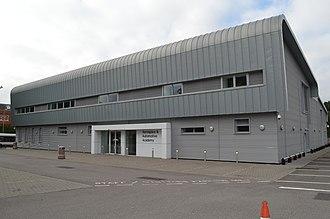 Farnborough College of Technology - Farnborough College of Technology's Aerospace and Automotive Academy