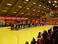 Faroe Islands Handball Cup for Women, The Final 2012 VB vs Stjornan.JPG