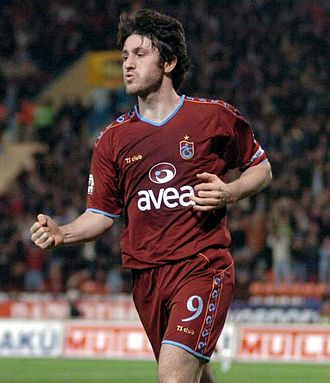 Trabzonspor - Fatih Tekke, a former youth academy star and one-time Gol Kralı (top scorer).