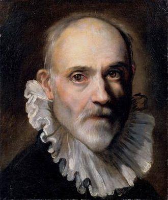 Federico Barocci - Selfportrait by Federico Barocci (c. 1600)