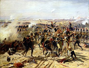 The Battle of Aspern-Essling
