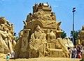 Festival of sand figures in Burgas-2011 - panoramio (2).jpg