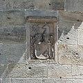 Festung Rosenberg - Salzturm - Redwitz-Wappen - 2014-06.jpg