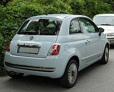 fiat 500 2007 wikipedia wolna encyklopedia. Black Bedroom Furniture Sets. Home Design Ideas