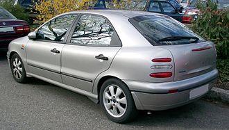 Fiat C-platform - Image: Fiat Brava rear 20080318