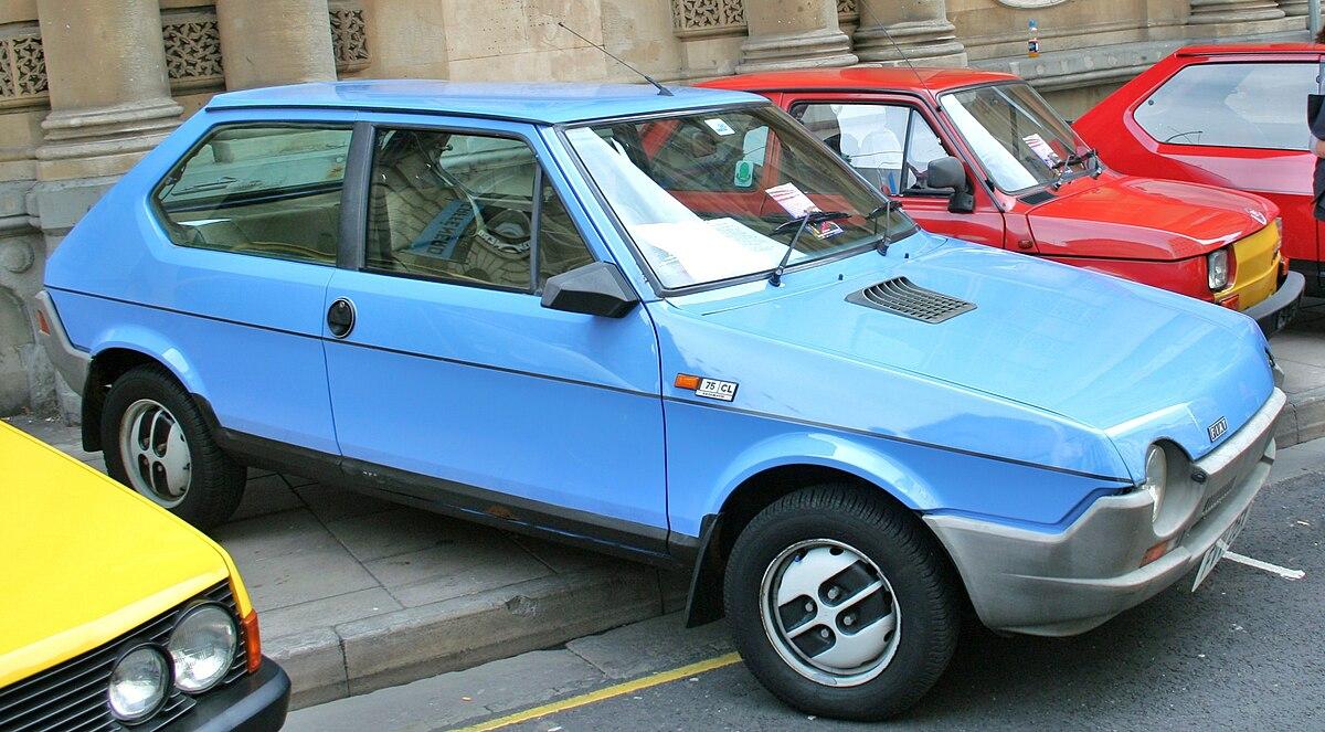 Fiat strada 1980