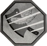 Fighting Squadron 31 (United States Navy) insignia, 1945.png