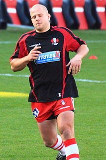 Nick Wood English rugby union player
