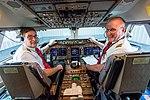 Final 747 Flight and Nuptials (24613931177).jpg