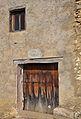 Finestra i porta del mas Remígia d'Ares del Maestrat.JPG